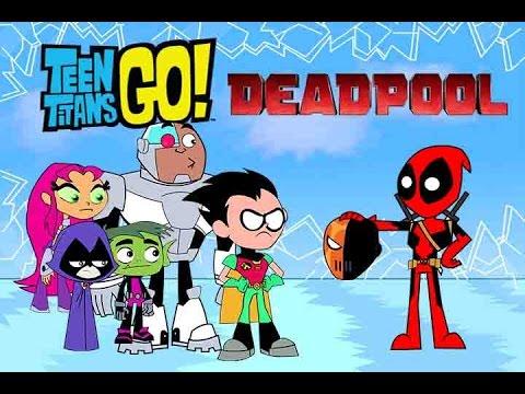 Nice Images Collection: Teen Titans Go! Desktop Wallpapers
