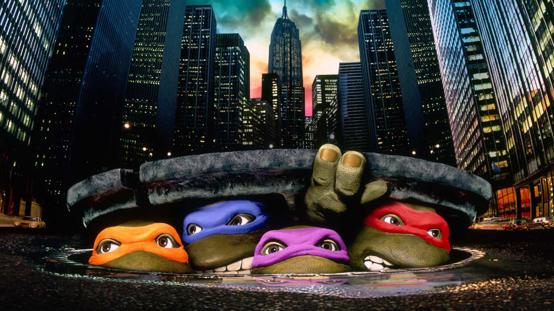 Teenage Mutant Ninja Turtles 1990 Wallpapers Movie Hq Teenage