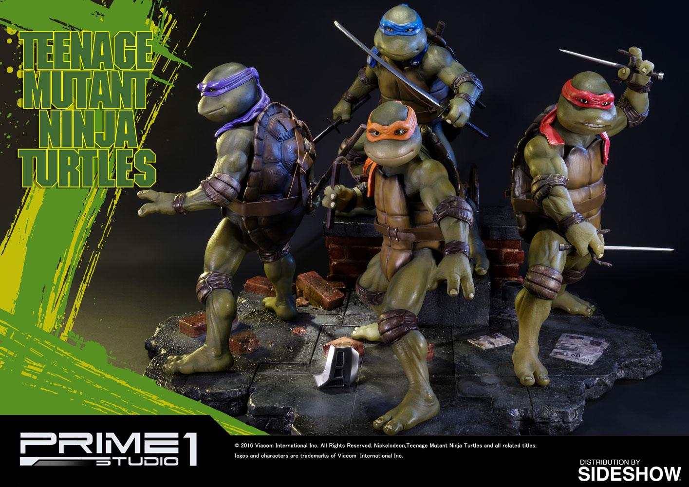 High Resolution Wallpaper   Teenage Mutant Ninja Turtles (1990) 1415x1000 px