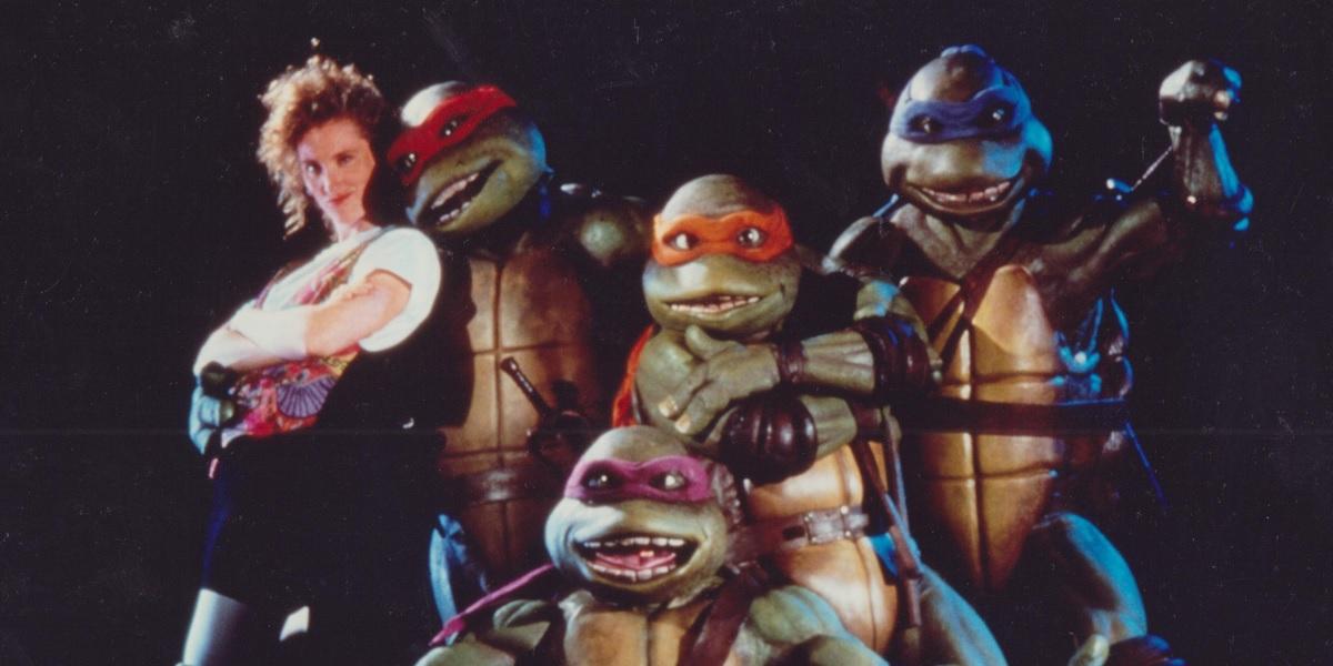 High Resolution Wallpaper   Teenage Mutant Ninja Turtles (1990) 1200x600 px