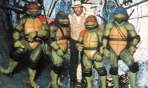 HD Quality Wallpaper   Collection: Movie, 488x291 Teenage Mutant Ninja Turtles (1990)