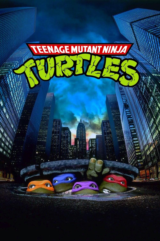 Teenage Mutant Ninja Turtles (1990) Backgrounds, Compatible - PC, Mobile, Gadgets  1000x1500 px