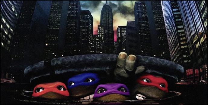 Teenage Mutant Ninja Turtles (1990) Pics, Movie Collection