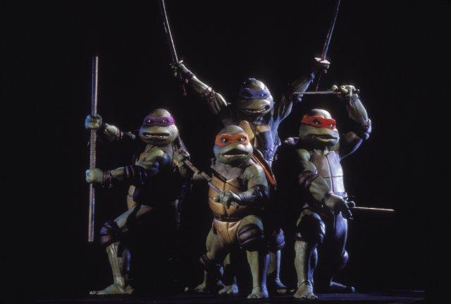 HD Quality Wallpaper   Collection: Movie, 640x431 Teenage Mutant Ninja Turtles (1990)