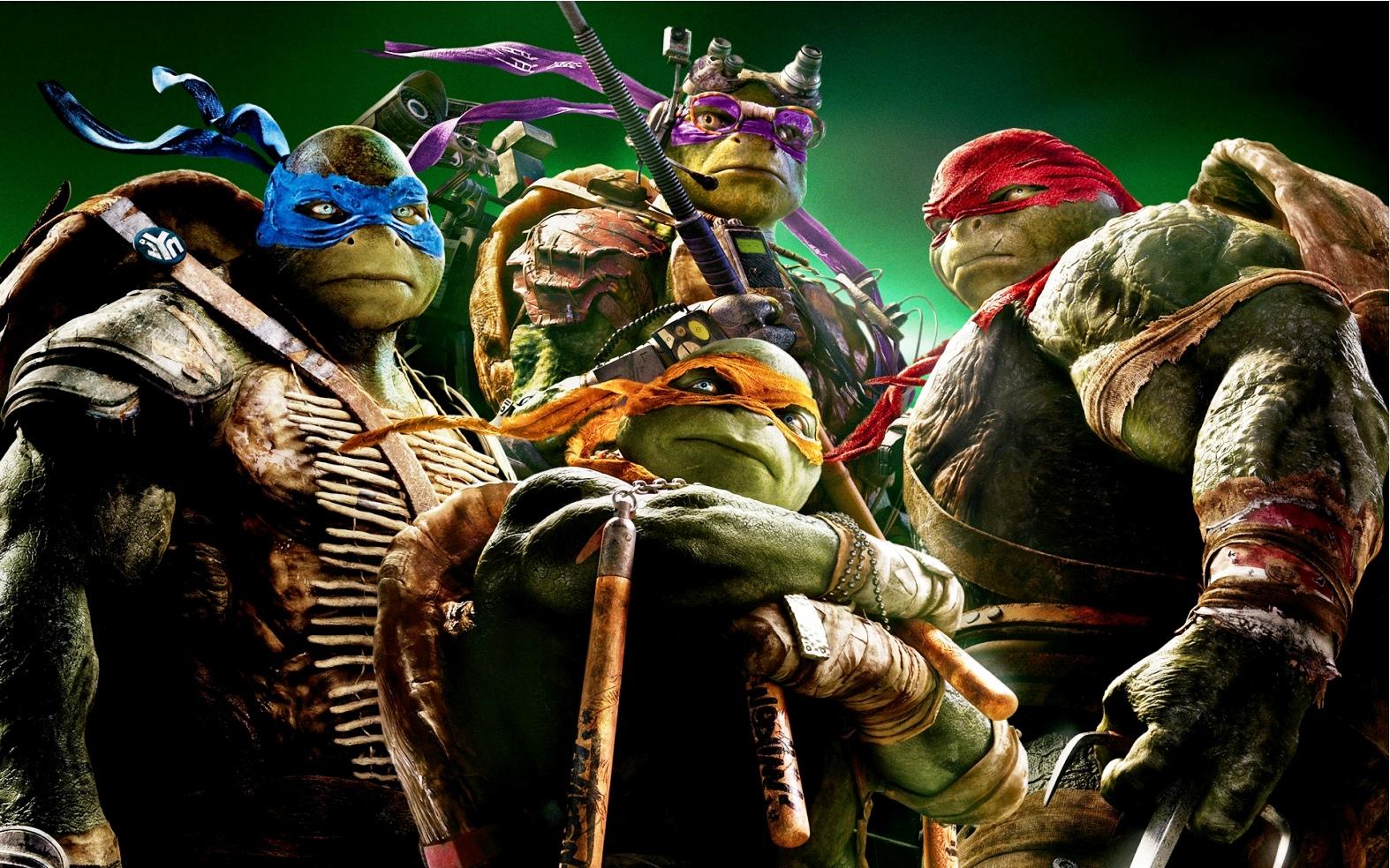 Most Viewed Teenage Mutant Ninja Turtles 2014 Wallpapers 4k Wallpapers