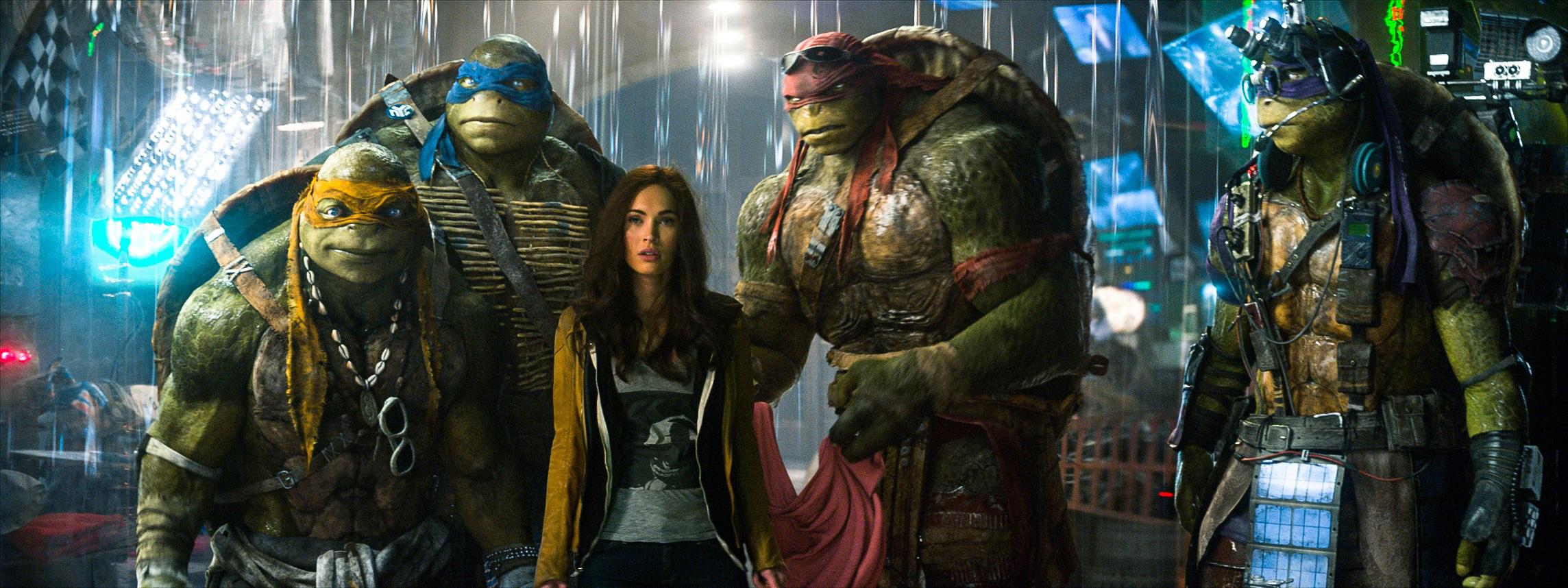 Teenage Mutant Ninja Turtles 2014 Wallpapers Movie Hq Teenage