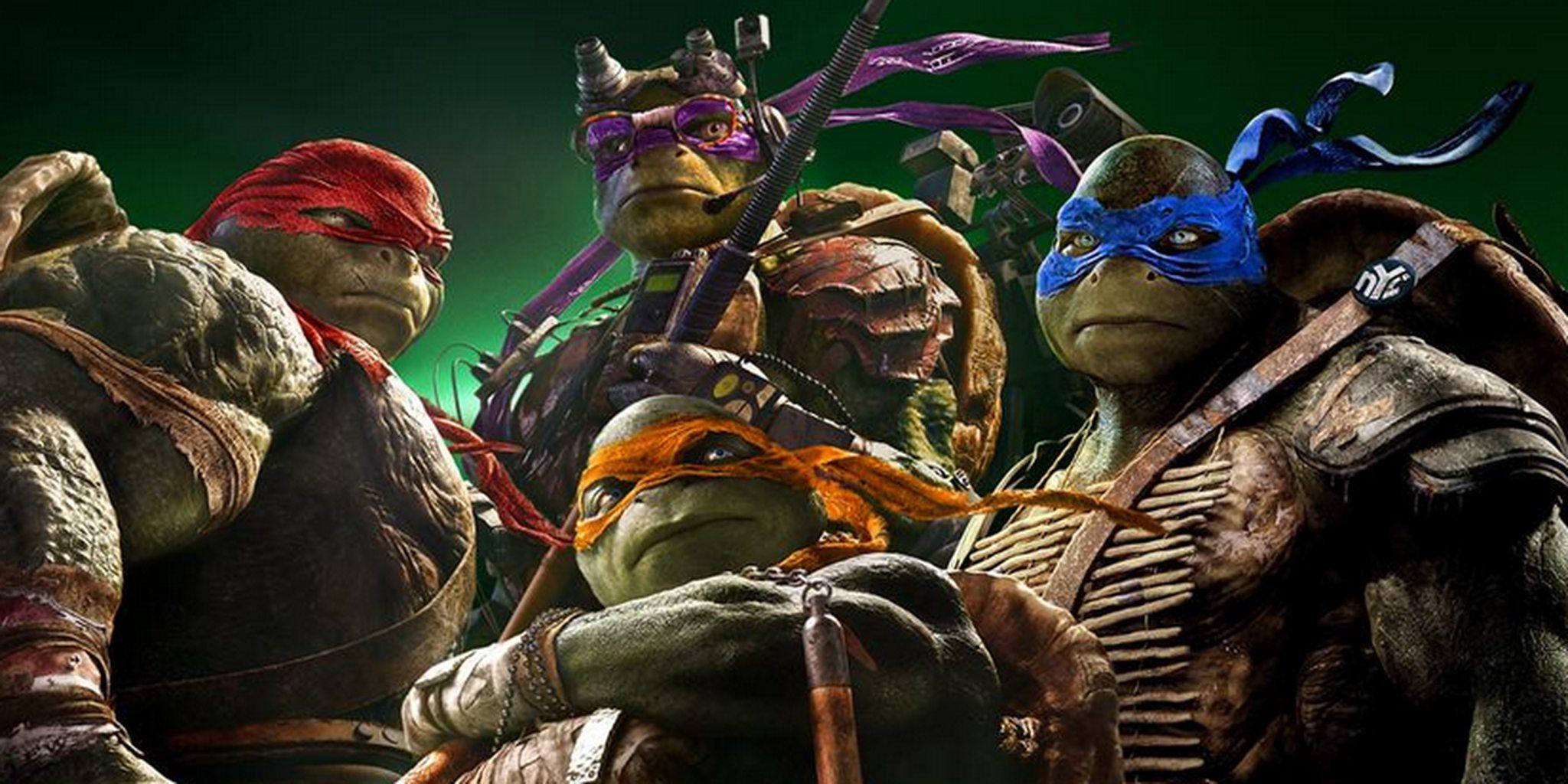 Teenage Mutant Ninja Turtles Backgrounds, Compatible - PC, Mobile, Gadgets| 2048x1024 px