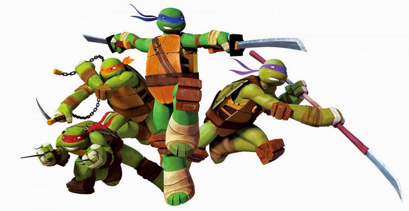 Teenage Mutant Ninja Turtles Backgrounds, Compatible - PC, Mobile, Gadgets| 1600x826 px