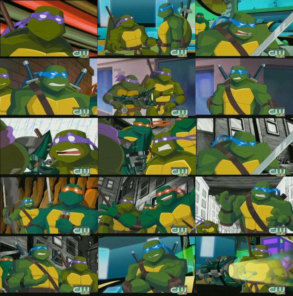 Teenage Mutant Ninja Turtles Forever Backgrounds on Wallpapers Vista