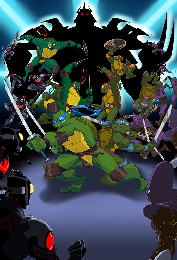 Amazing Teenage Mutant Ninja Turtles Forever Pictures & Backgrounds