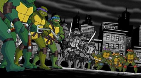 Teenage Mutant Ninja Turtles Forever Pics, Cartoon Collection