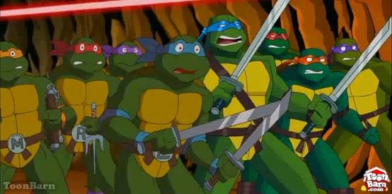 High Resolution Wallpaper   Teenage Mutant Ninja Turtles Forever 554x275 px