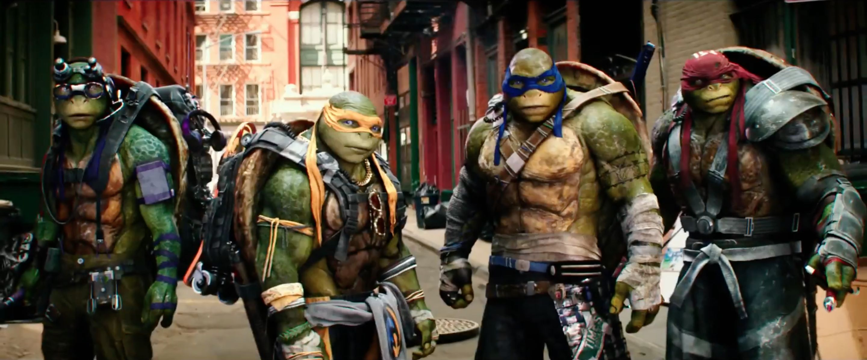 Teenage Mutant Ninja Turtles Out Of The Shadows Wallpapers Movie