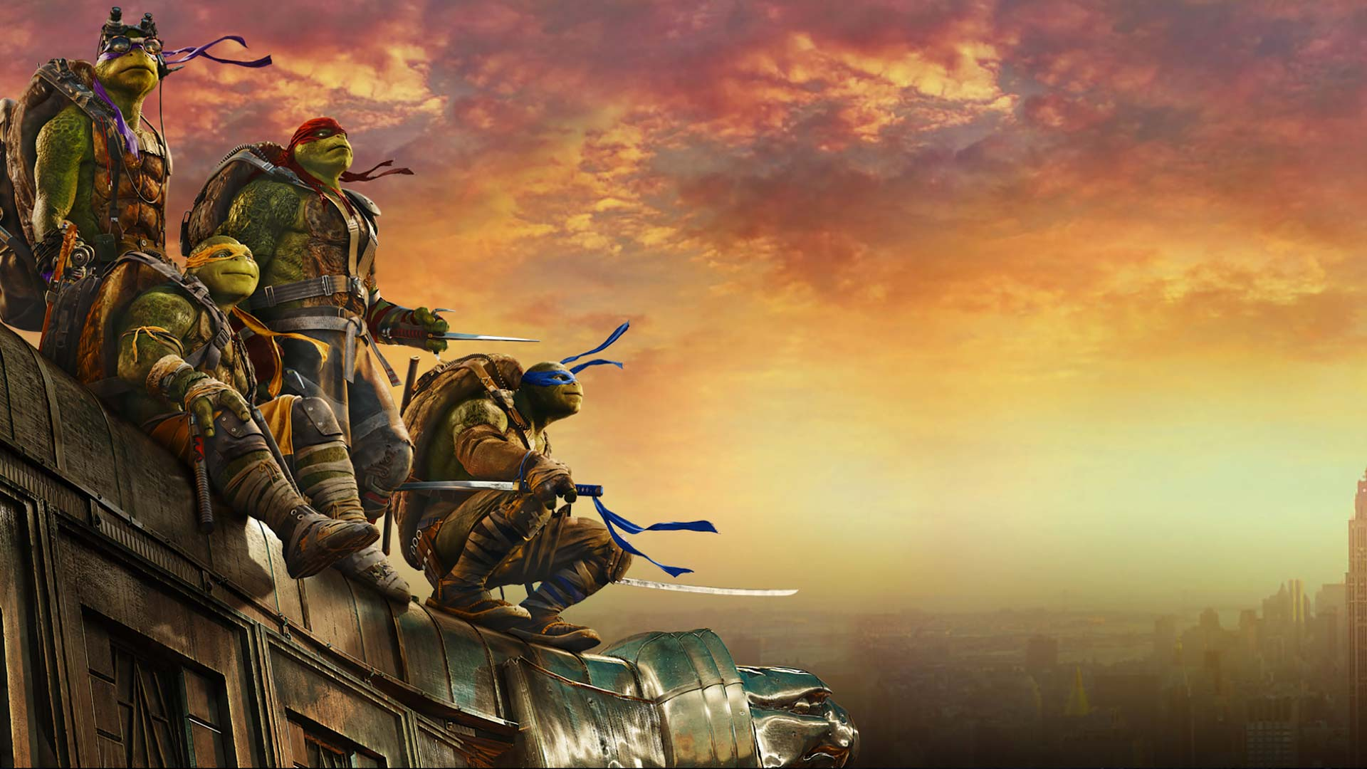 Most Viewed Teenage Mutant Ninja Turtles Out Of The Shadows
