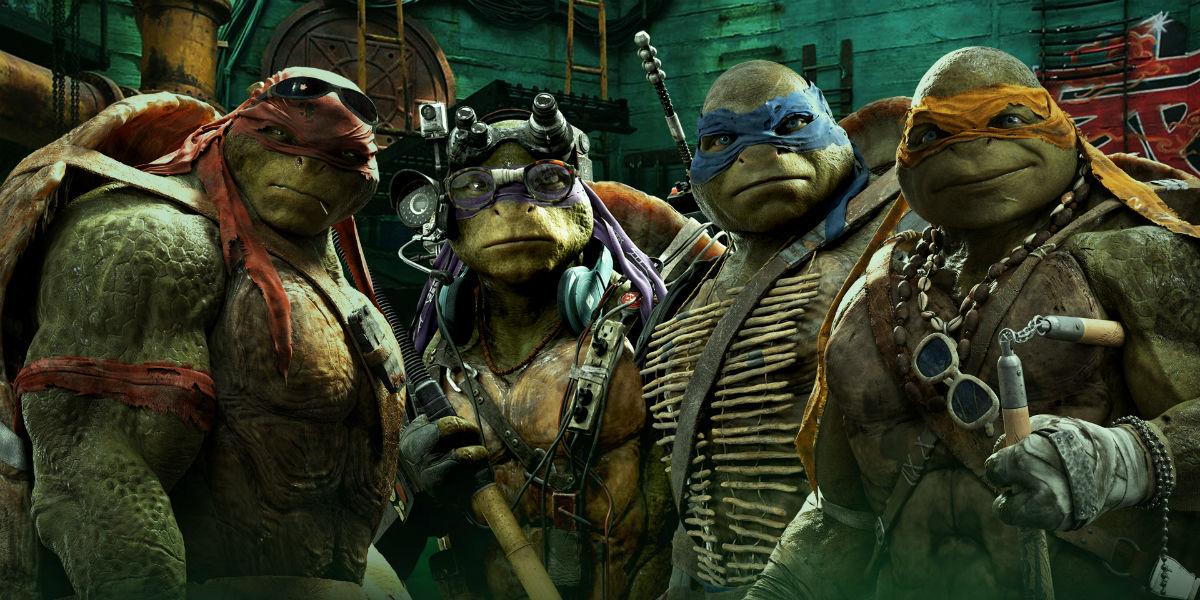 Teenage Mutant Ninja Turtles High Quality Background on Wallpapers Vista