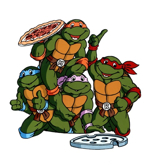 Teenage Mutant Ninja Turtles Pics, Cartoon Collection