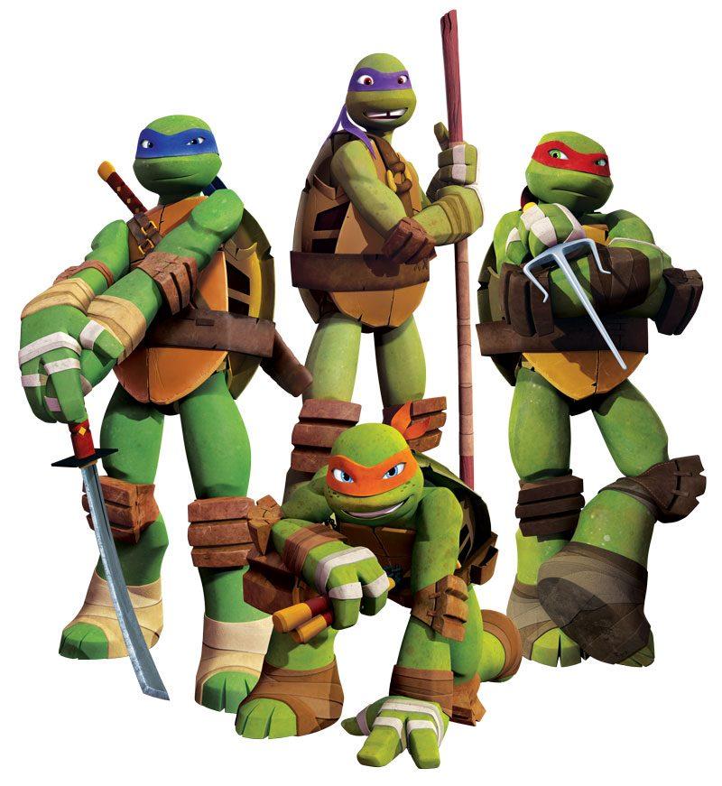 Nice wallpapers Teenage Mutant Ninja Turtles 800x871px