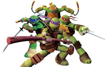 High Resolution Wallpaper | Teenage Mutant Ninja Turtles 460x283 px