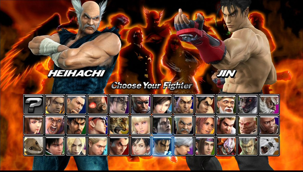 tekken 5 dark resurrection ps2 rom