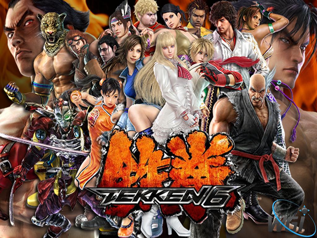 tekken 6 characters wallpaper