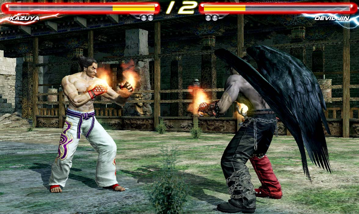 Tekken 6 Wallpapers Video Game Hq Tekken 6 Pictures 4k