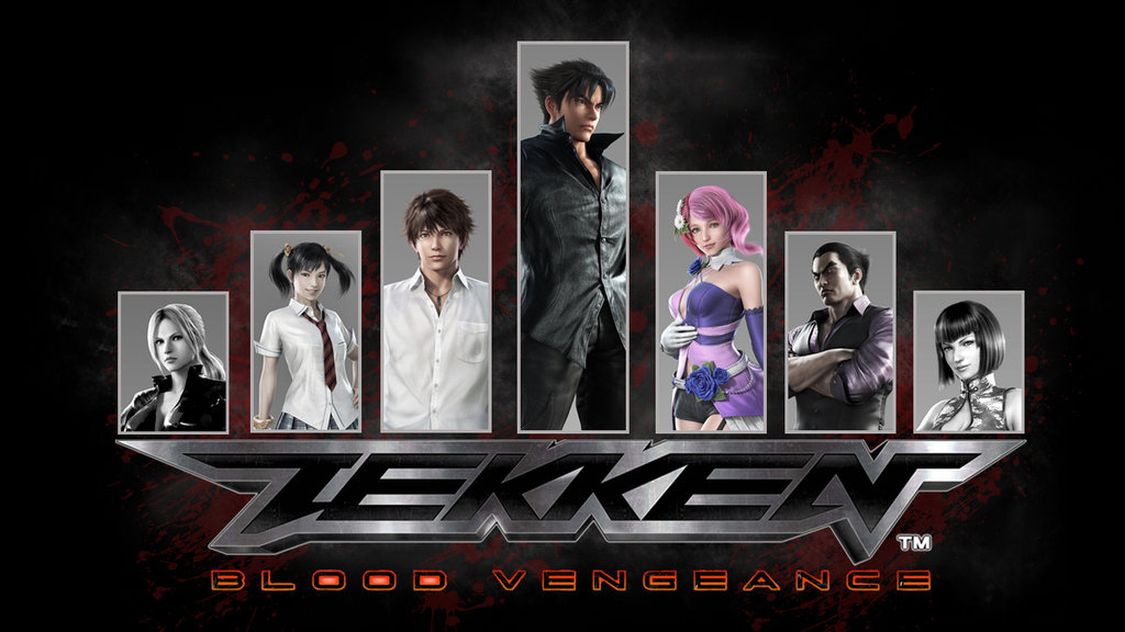Tekken Blood Vengeance Wallpapers Movie Hq Tekken Blood