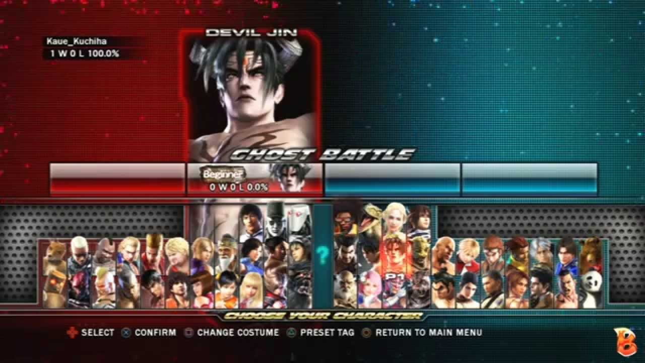 Tekken Tag Tournament 2 Game Free Download Full Version For