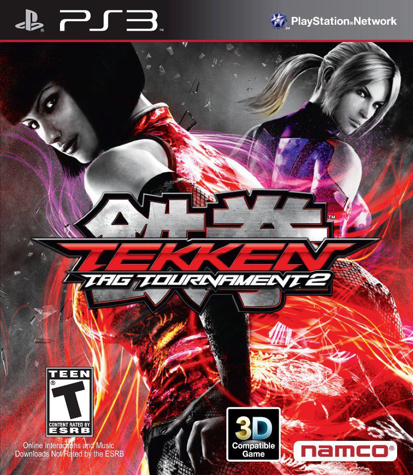 Tekken Tag Tournament Wallpapers Video Game Hq Tekken Tag
