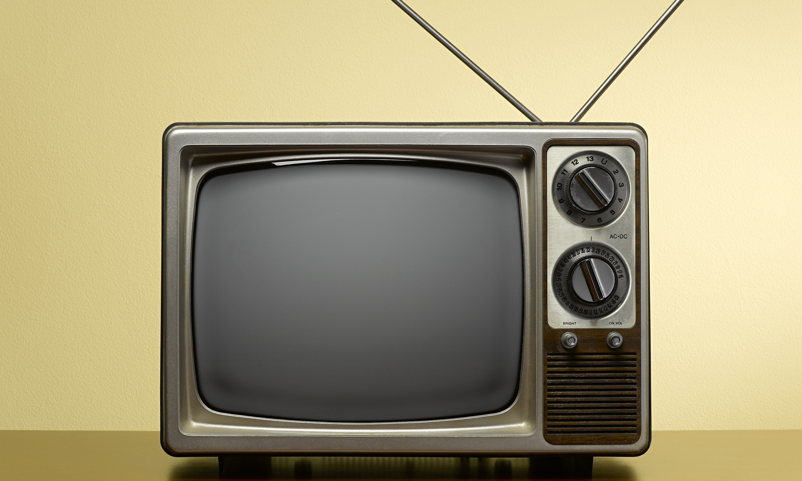 Television Pics, Man Made Collection