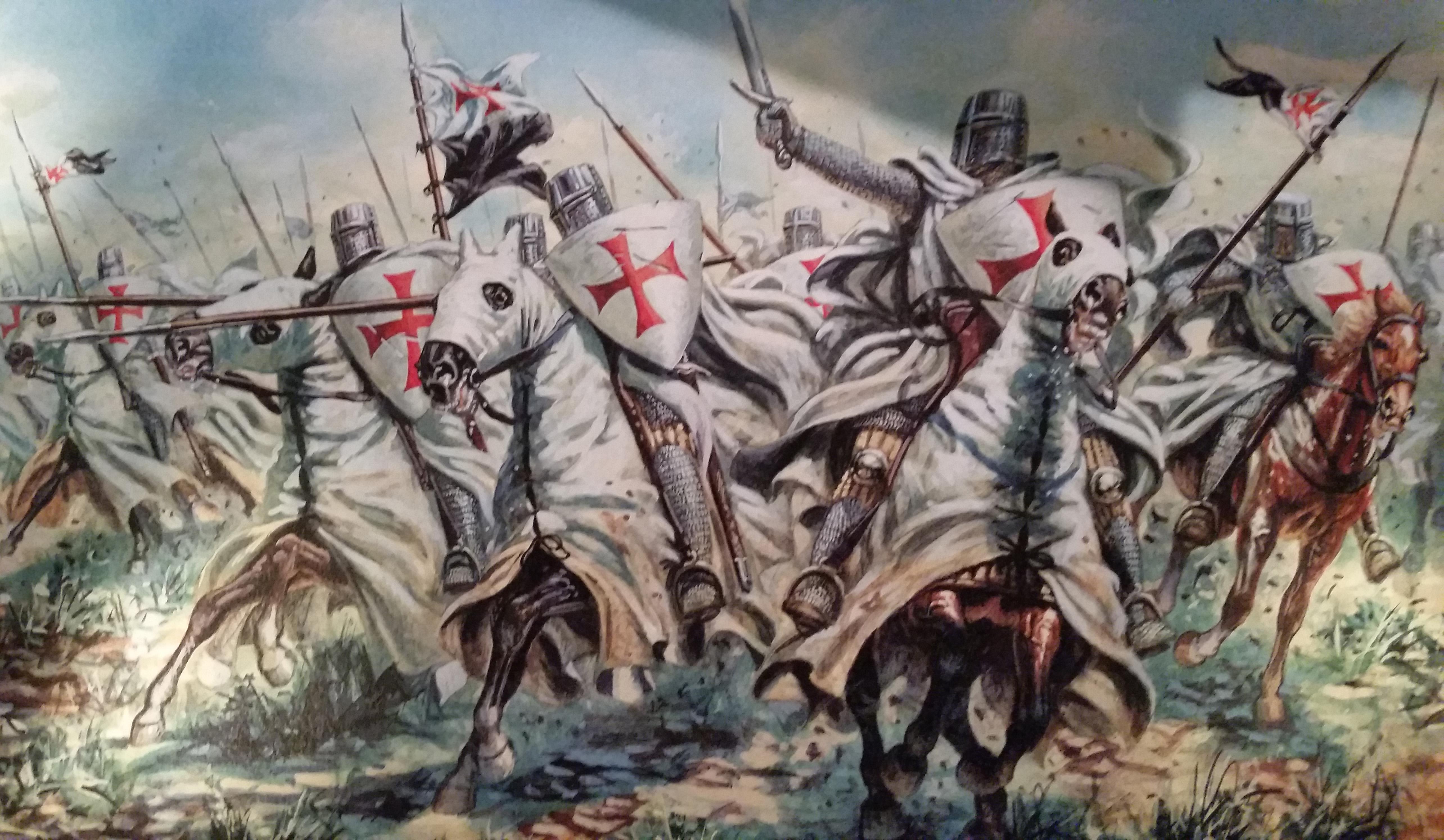 HQ Templars Wallpapers | File 2756Kb