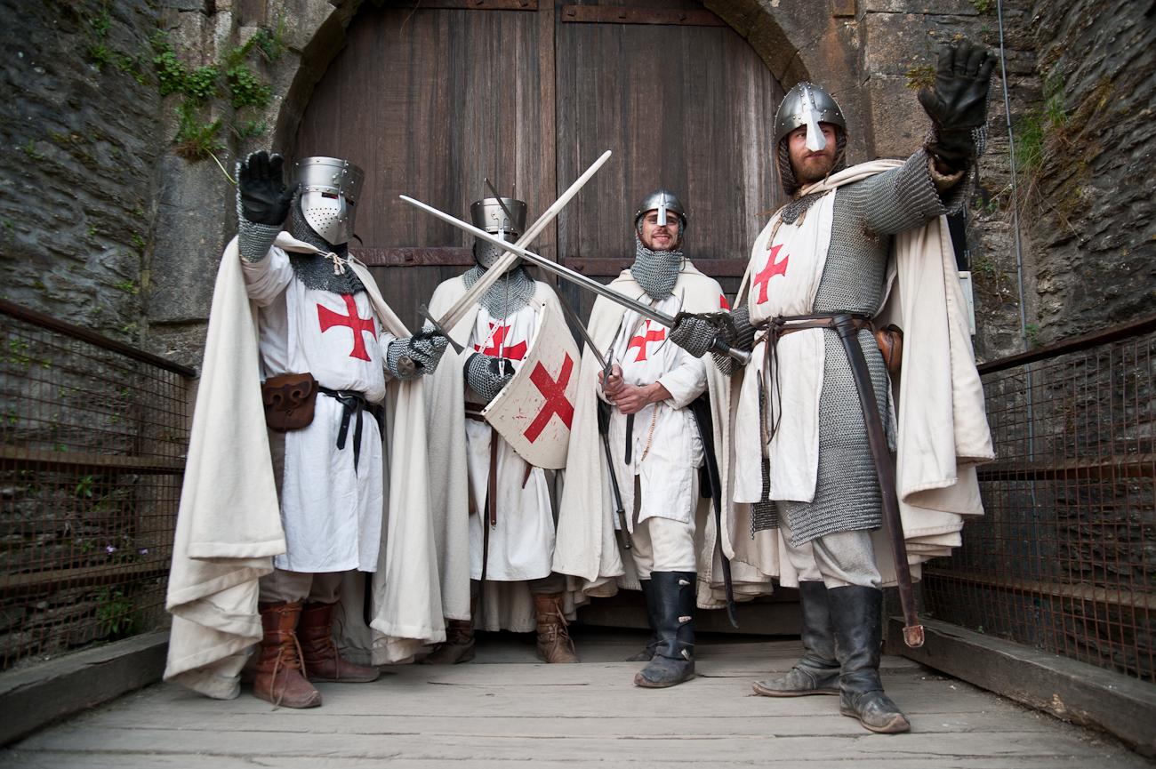 High Resolution Wallpaper | Templars 1300x865 px