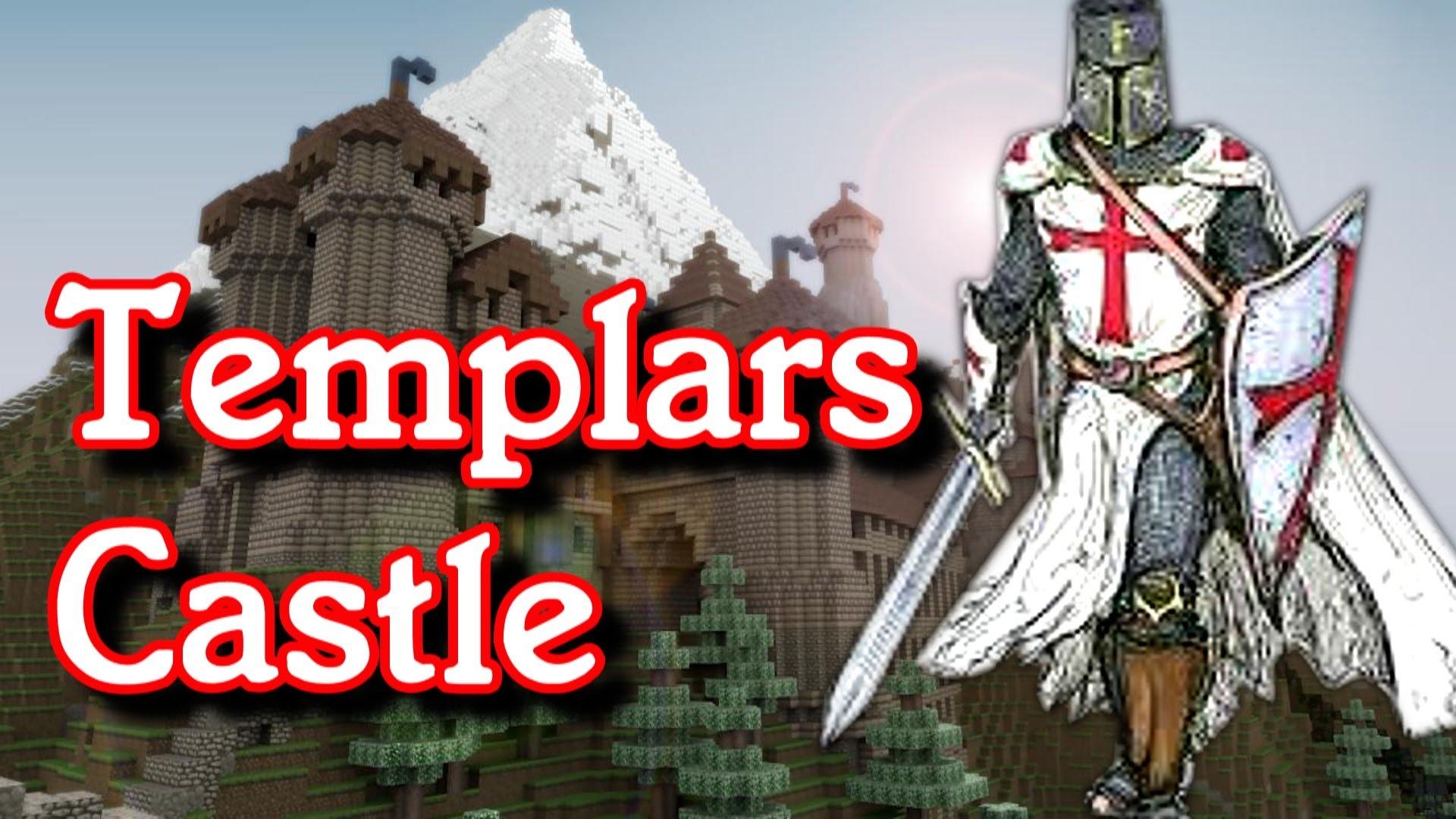 Nice Images Collection: Templars Desktop Wallpapers