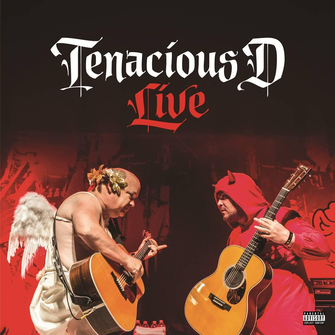 Tenacious D  #4