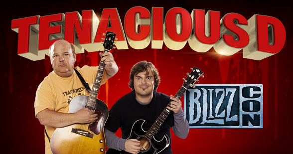HD Quality Wallpaper | Collection: Music, 588x309 Tenacious D