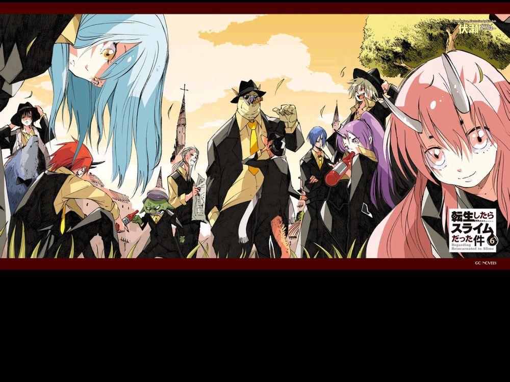 Tensei Shitara Slime Datta Ken Pics, Anime Collection