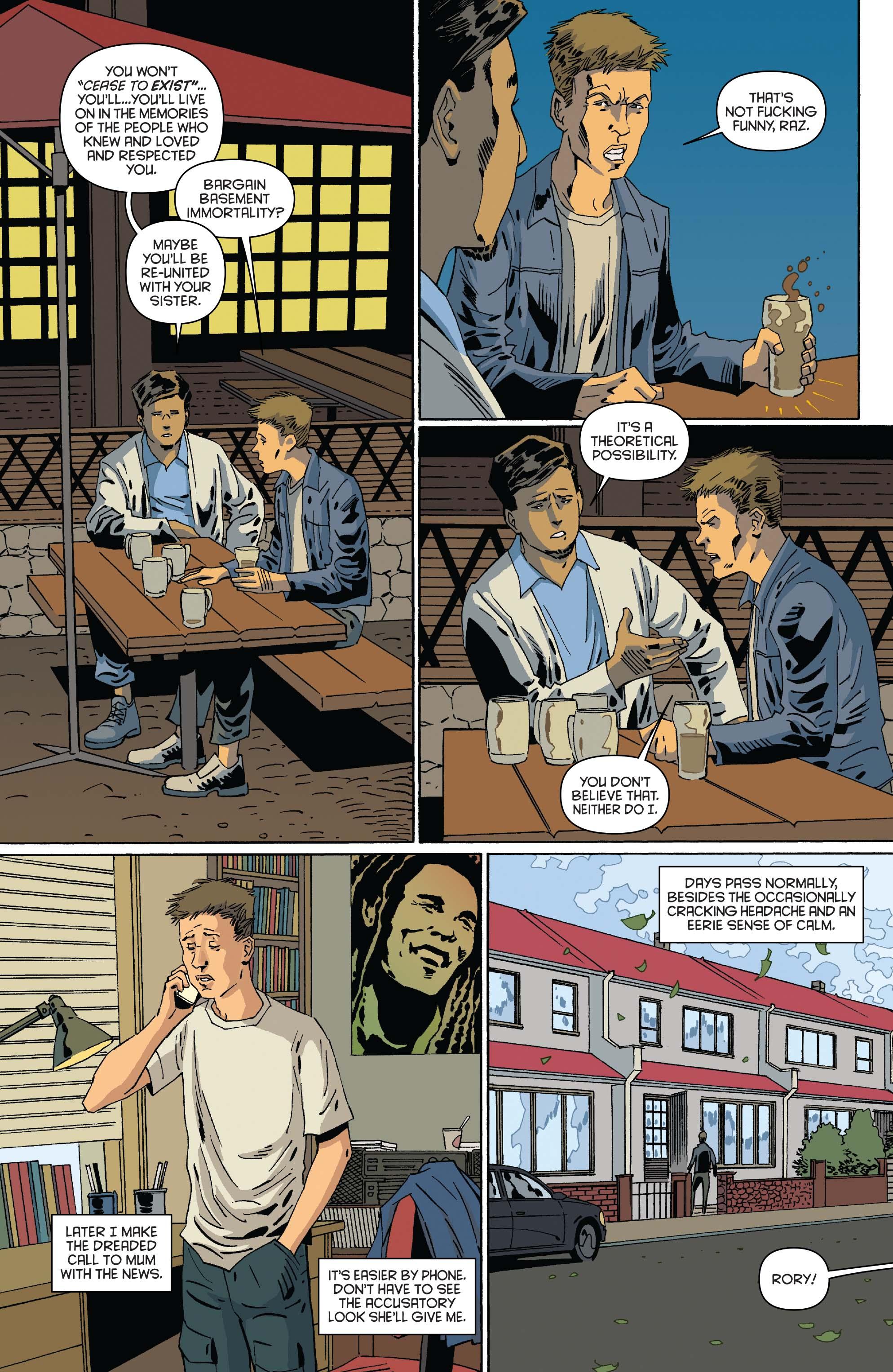Terminal Hero Pics, Comics Collection