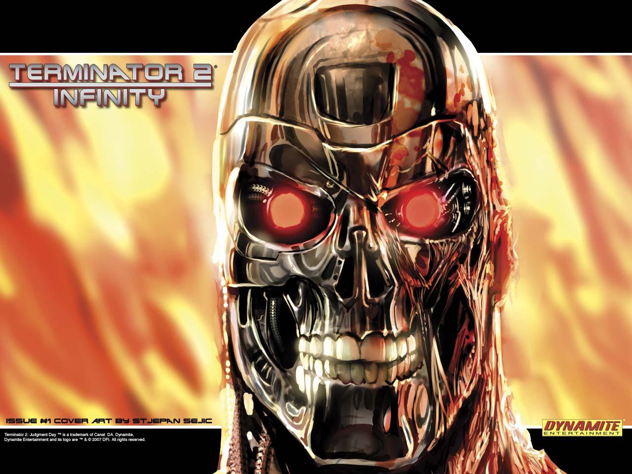 High Resolution Wallpaper | Terminator 5 Infinity 1280x960 px