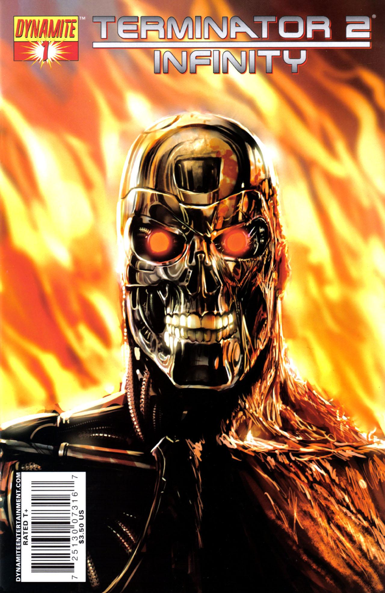 Terminator 5 Infinity Backgrounds on Wallpapers Vista