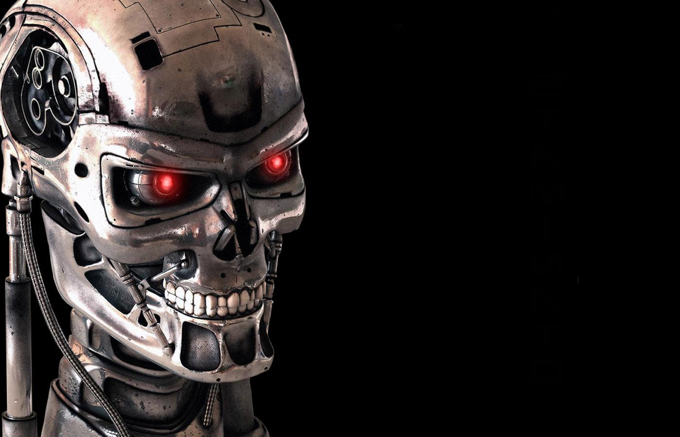 High Resolution Wallpaper | Terminator 5 Infinity 1400x900 px