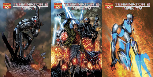 Terminator 5 Infinity Backgrounds, Compatible - PC, Mobile, Gadgets| 500x253 px