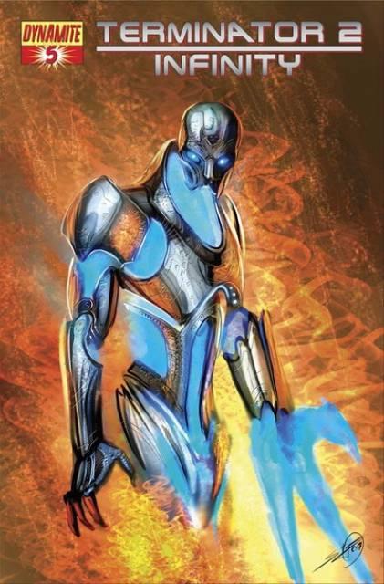 Images of Terminator 5 Infinity | 421x640
