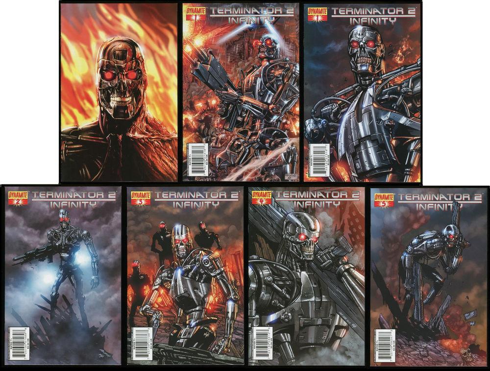 Images of Terminator 5 Infinity | 1000x757