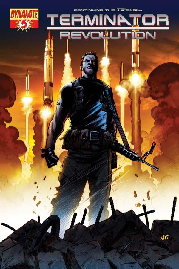 Terminator 5 Infinity Pics, Comics Collection