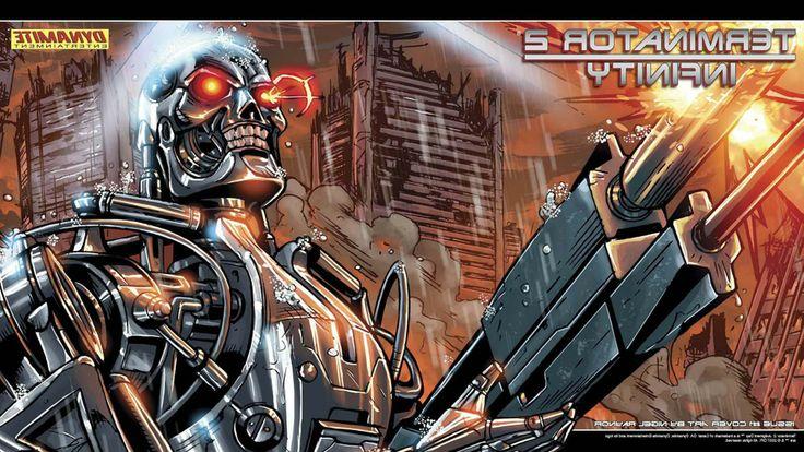 HQ Terminator 5 Infinity Wallpapers | File 92.76Kb