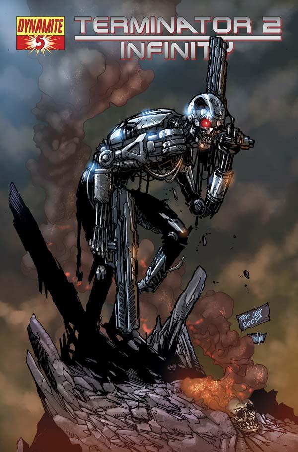 High Resolution Wallpaper | Terminator 5 Infinity 600x911 px