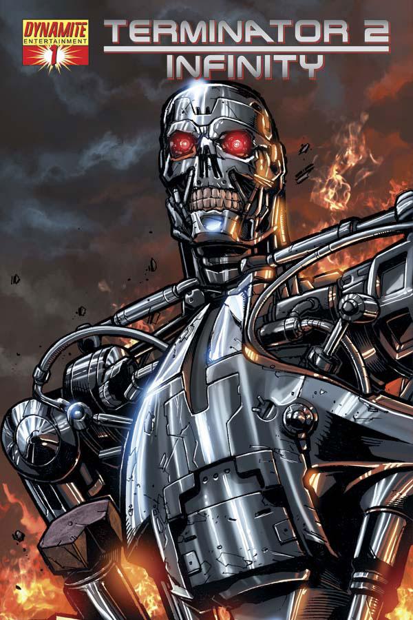 Nice Images Collection: Terminator 5 Infinity Desktop Wallpapers