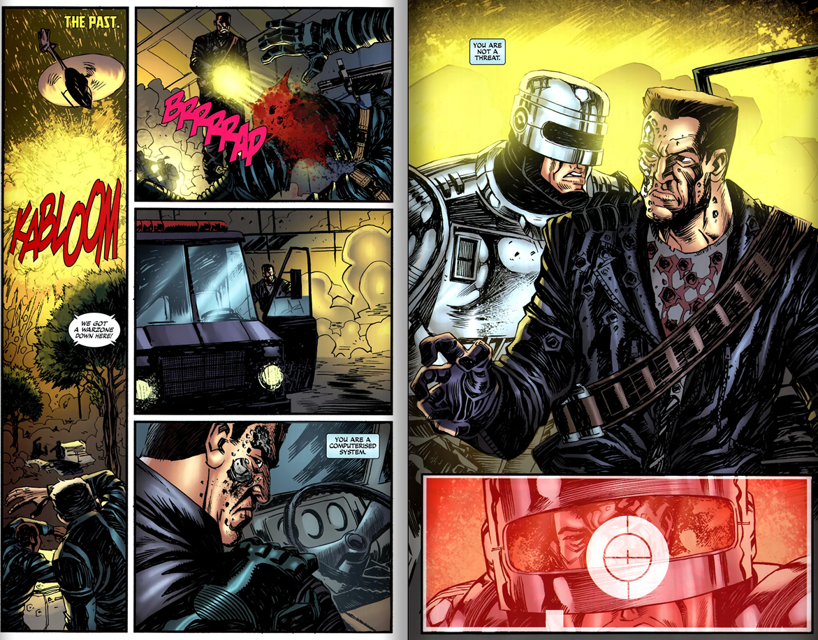 Images of Terminator Robocop | 1171x917