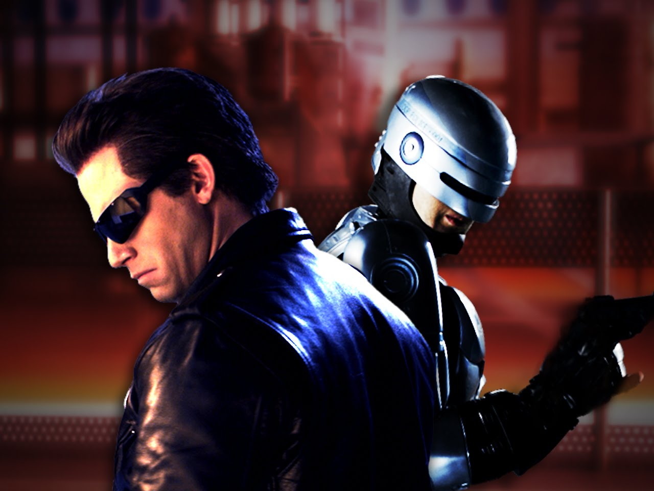 Amazing Terminator Robocop Pictures & Backgrounds