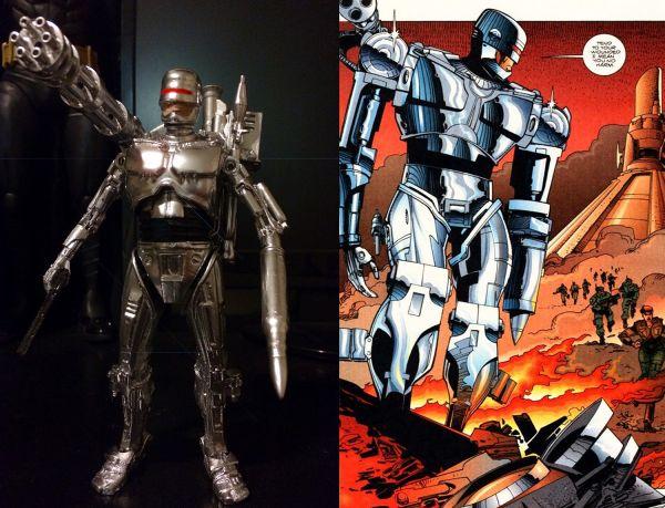 Terminator Robocop Backgrounds, Compatible - PC, Mobile, Gadgets| 600x459 px