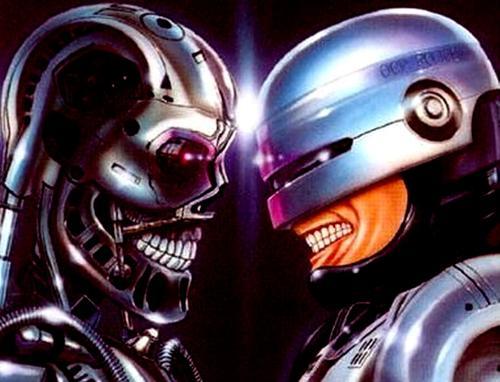 Terminator Robocop Backgrounds on Wallpapers Vista